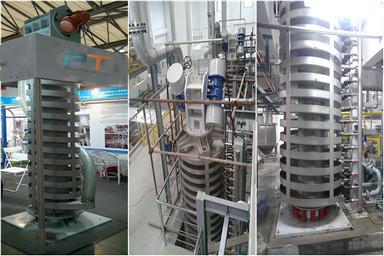 北京不锈钢振动螺旋提升机价格 上海璞拓工业技术供应
