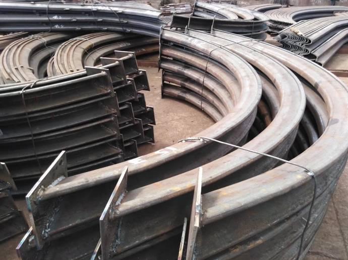 新疆英标钢轨打孔 乌鲁木齐鑫圣龙钢材供应