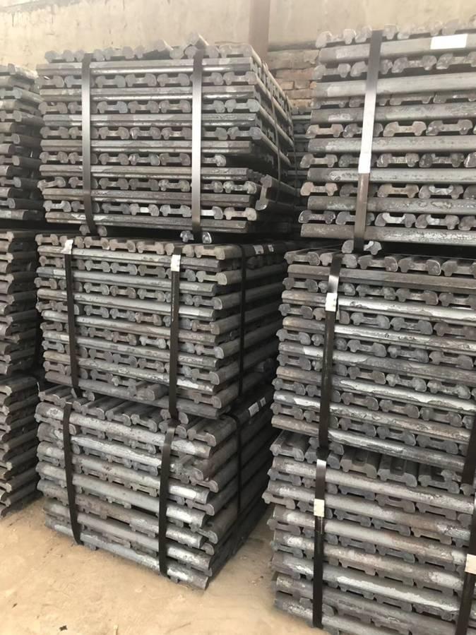 新疆欧标钢轨价格 乌鲁木齐鑫圣龙钢材供应