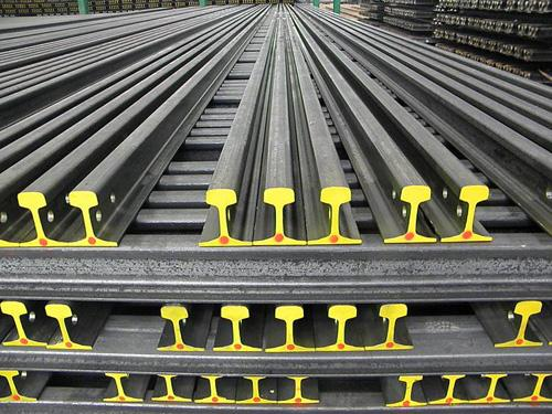 新疆铁路钢轨批发 乌鲁木齐鑫圣龙钢材供应
