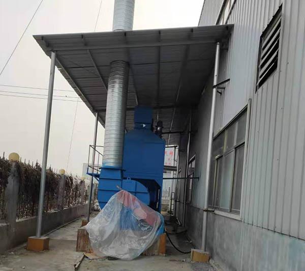贵州锅炉单机脉冲除尘器厂家报价,除尘器
