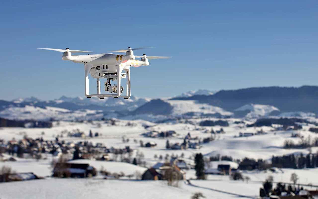 新疆航拍无人机定制组装 诚信互利 新疆翼航智创电子科技供应