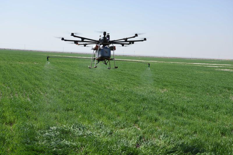 乌鲁木齐多旋翼无人机专业定制 铸造辉煌 新疆翼航智创电子科技供应