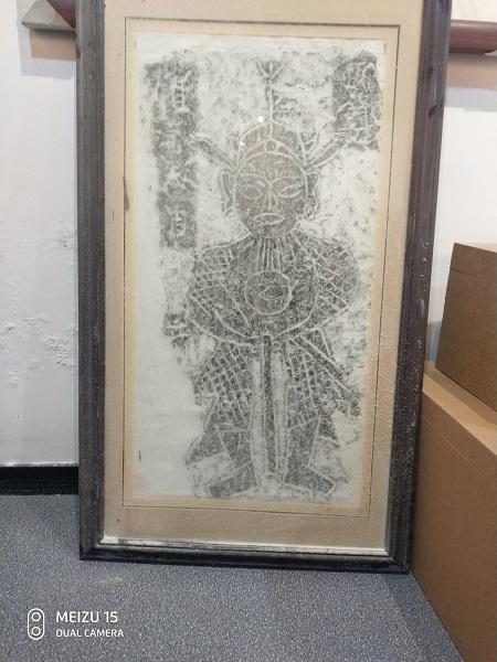 中国香港字画拓片市场价 泰山石敢当非物质文化遗产保护供应