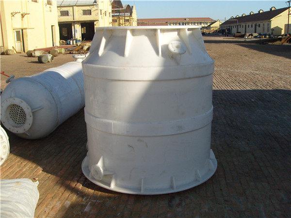 陕西电厂吸收塔厂家 凯耐尔防腐供应