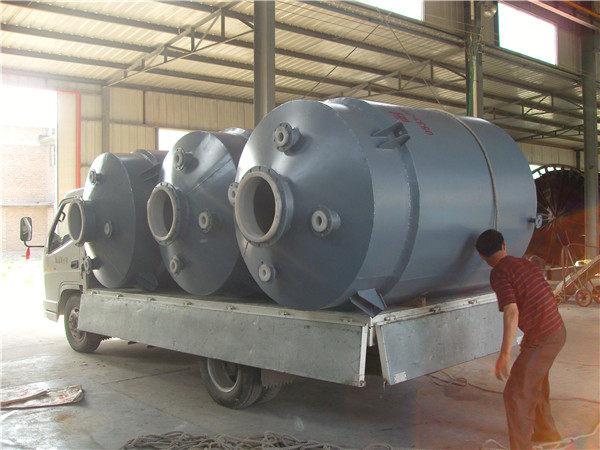 新疆钢衬塑反应釜厂,储罐