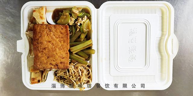 华润大厦附近盒饭订购 福味坊餐饮供应