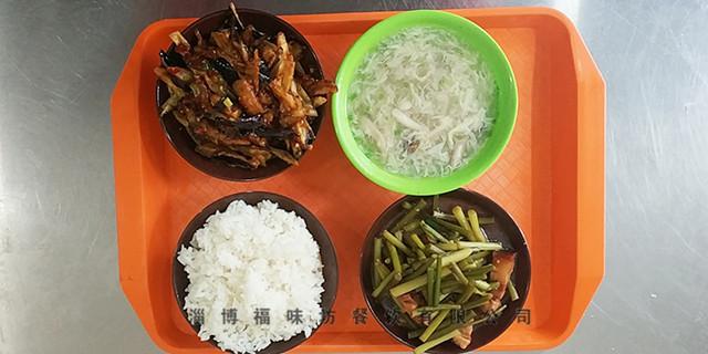 小庄附近公司快餐订餐 福味坊餐饮供应