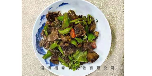 创智谷附近公司盒饭菜品 福味坊餐饮供应