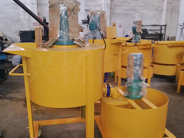 合肥搅拌机哪家质量比较好 诚信经营 兴桥机械供应