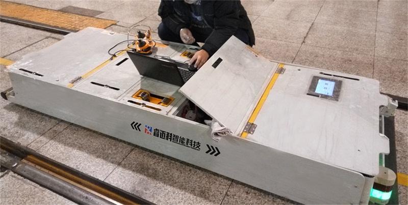 北京全自动AGV搬运机器人 睿迈科供