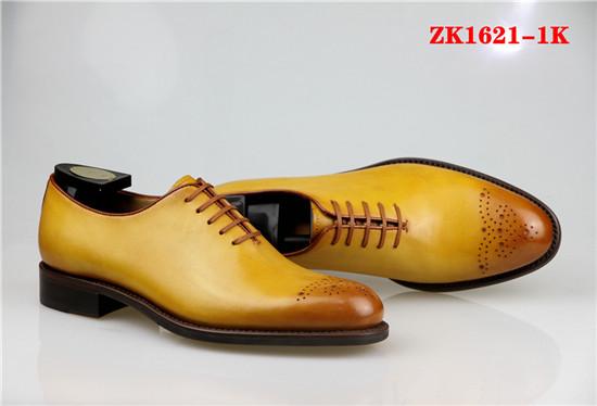 男士商务皮鞋私人定制 信息推荐「柏高米蘭供」