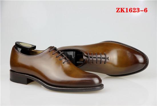 聊城皮鞋定制廠家 歡迎咨詢「柏高米蘭供」