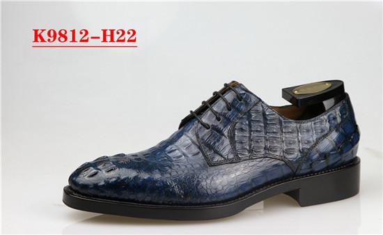 上海纯手工皮鞋定制哪家好 真诚推荐「柏高米蘭供」