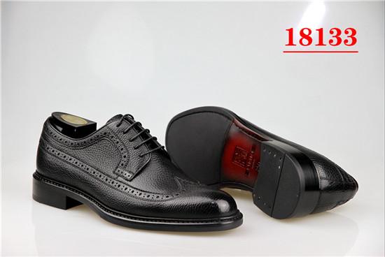 男士商务皮鞋定制品牌排行榜 欢迎来电「柏高米蘭供」
