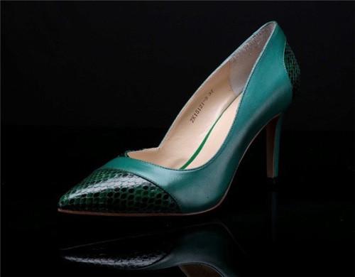德州女士皮鞋定制厂 信息推荐「柏高米蘭供」