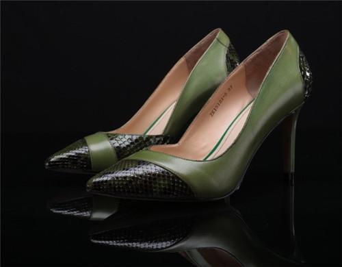 棗莊純手工皮鞋定制品牌圖片