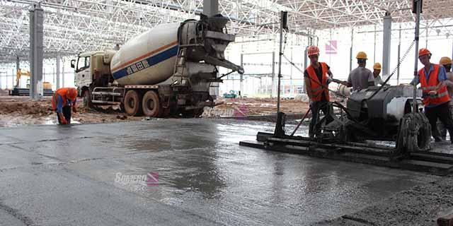 河南自动小型激光整平机哪家强 服务至上 上海朔马珞机械设备供应