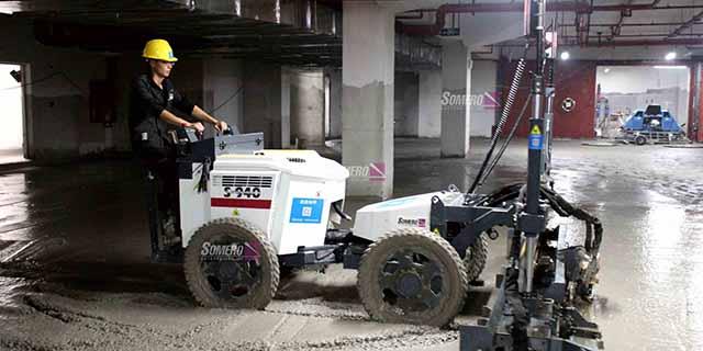 黑龙江优质小型激光整平机便宜 创造辉煌 上海朔马珞机械设备供应