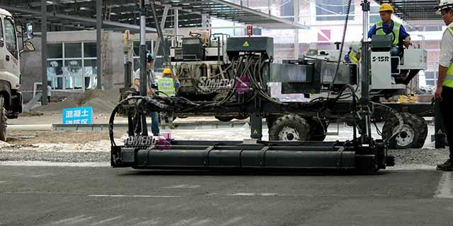 湖北進口大型激光整平機規格齊全 來電咨詢 上海朔馬珞機械設備供應