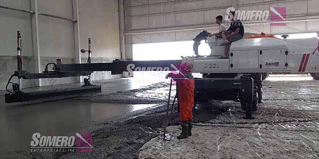 河南知名大型激光整平机常用解决方案 诚信互利 上海朔马珞机械设备供应