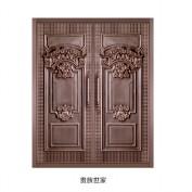 上海市玻璃铜门 上海普孜铜制品供