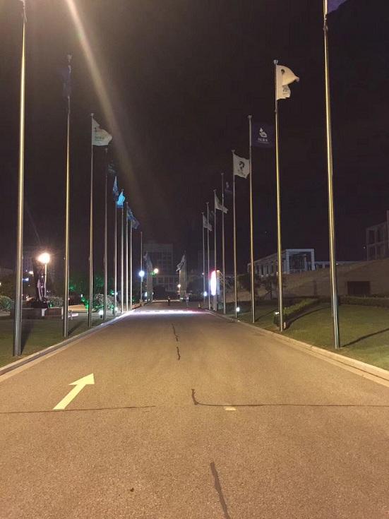 青浦区上海旗杆修理 欢迎咨询「上海天兵不锈钢旗杆供应」