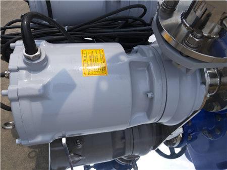 甘肃智能PE污水提升器在线咨询 上海虔丞环保设备供应