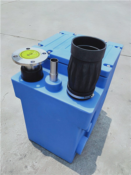 山东优质PE污水提升器来电咨询 上海虔丞环保设备供应