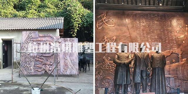 舟山专业锻铜雕塑品质好