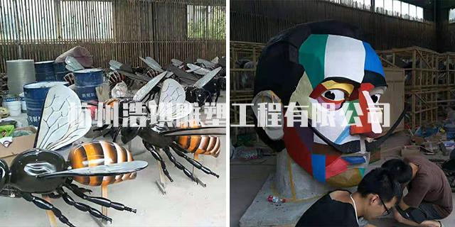 杭州专业校园景观雕塑,校园景观雕塑