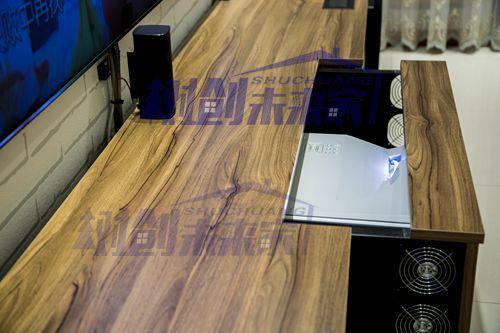 上海阁楼智能灯光窗帘控制展厅体验 服务为先 上海树创智能科技供应