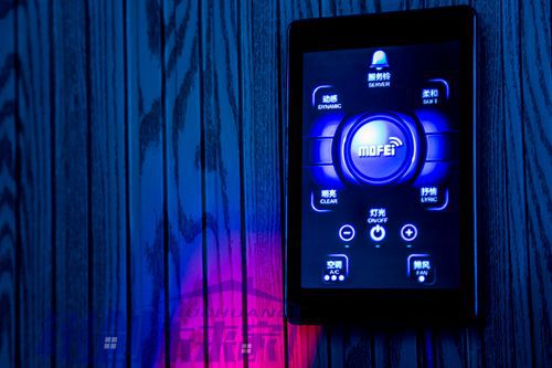 上海会所智能灯光窗帘控制什么时候介入 和谐共赢 上海树创智能科技供应