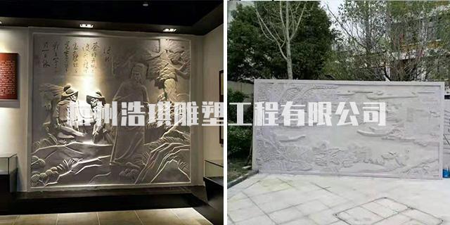 宁波专业玻璃钢雕塑 诚信服务「杭州浩琪雕塑工程供应」