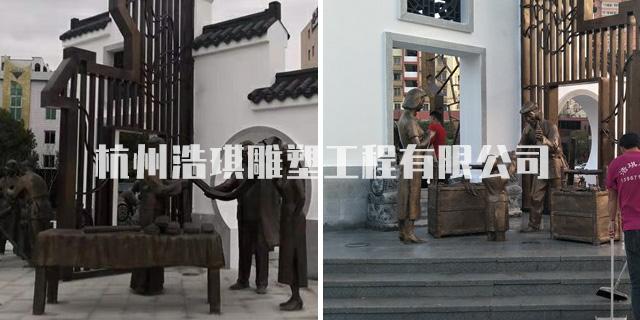浙江专业玻璃钢雕塑