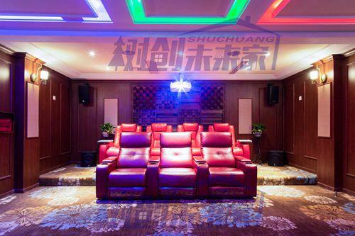 上海车库全宅智能灯光控制报价方案 欢迎咨询 上海树创智能科技供应