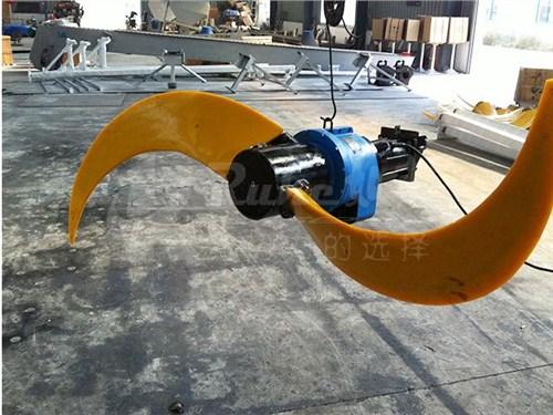 江苏功率潜水推进器哪家好 真诚推荐 江苏如克环保设备供应