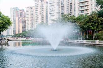江苏河道景观喷泉曝气机制造厂家 欢迎咨询 江苏如克环保设备供应