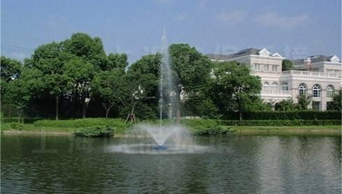 江苏小型喷泉曝气机厂家直供 值得信赖 江苏如克环保设备供应