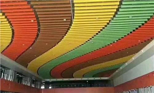 亳州厂家铝方通吊顶厂家加工 诚信为本 蚌埠经济开发区三维扣板广告材料供应