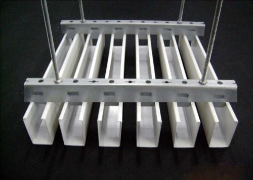 池州木纹铝方通吊顶装饰 欢迎来电 蚌埠经济开发区三维扣板广告材料供应