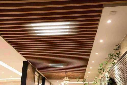 淮北铝镁合金吊顶方通批发 诚信为本 蚌埠经济开发区三维扣板广告材料供应