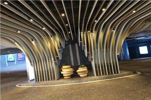 宿州正规铝镁合金吊顶方通实力厂家 服务至上 蚌埠经济开发区三维扣板广告材料供应