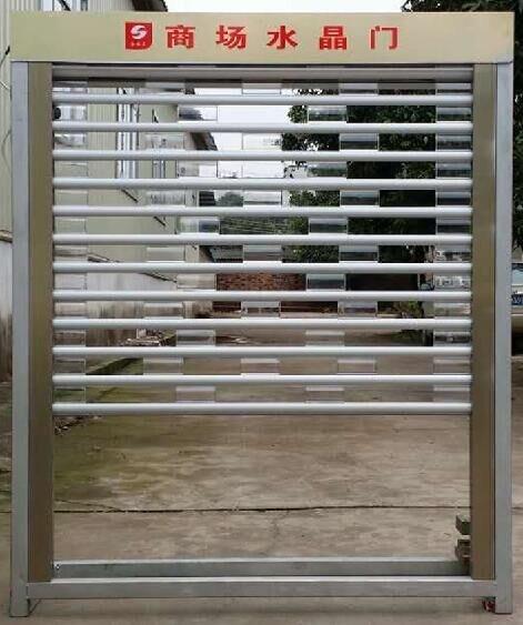 怀远电动卷闸门水晶门制作 诚信经营 蚌埠市宏润门窗供应