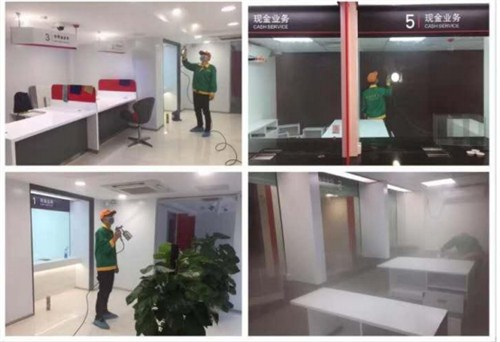 高新区室内除甲醛在线咨询「安徽绿蓝环保科技供应」