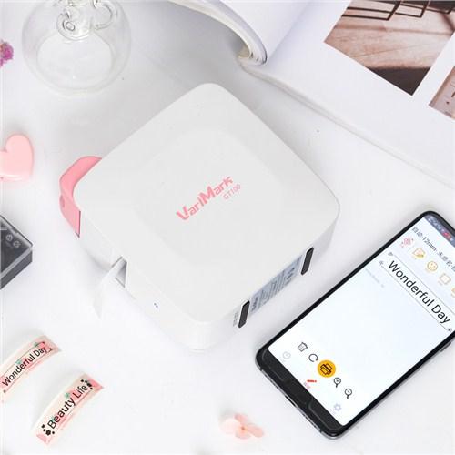 威侃标签技术展现新理念 VariCut威侃电子 VariMark威码无线标签机GT100