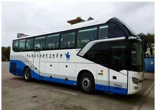 香格里拉50座包车旅游价格是多少 诚信互利 昆明协达汽车租赁供应