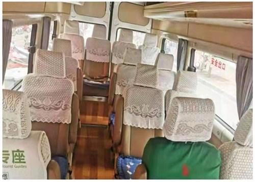 香格里拉丰田考斯特中巴车租赁公司 服务为先 昆明协达汽车租赁供应