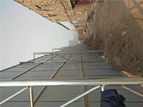 开封钢结构围挡安装 欢迎来电 郑州蒂鑫机械设备供应