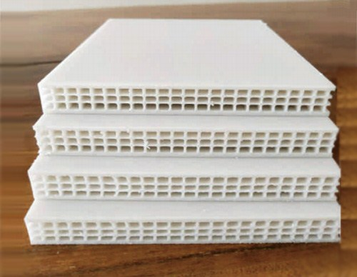 凯立德中空塑料模板前景,中空塑料模板